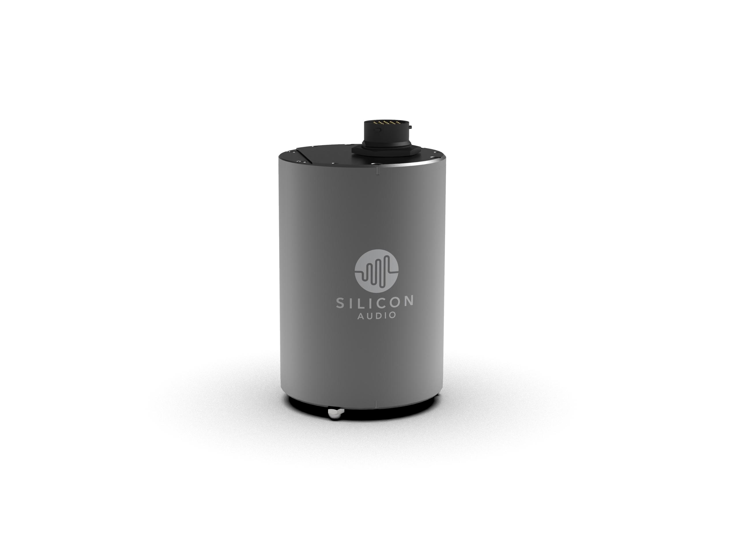 Image Showing Silicon Audio Posthole style sensor case